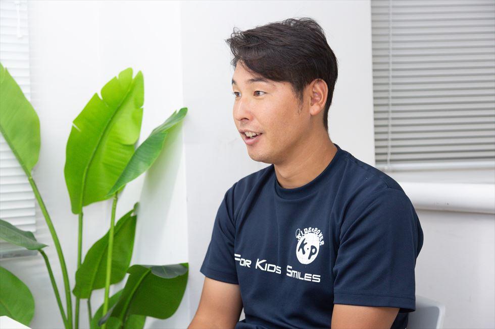 奥住源インタビュー