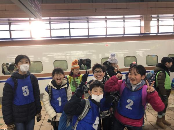 雪遊び体験教室